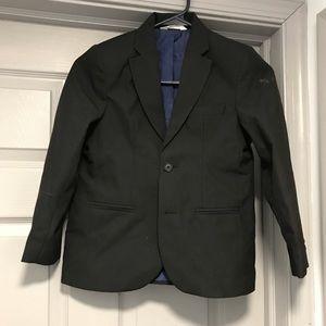 Boys Sz 7 Black Suit Jacket. MUST BUNDLE